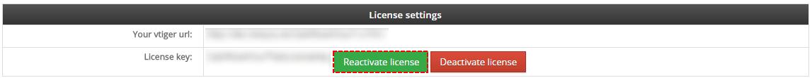 Reactivate license of Cashflow