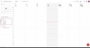 How to create new Google Calendar step 1 - Google Calendar Vtiger 7 Sync