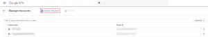 Create Project - Google Calendar Vtiger 7 Sync