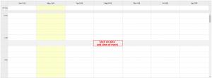 Create Event within Vtiger - Google Calendar Vtiger 6 Sync