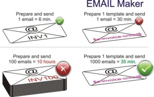 Save time with EMAIL Maker