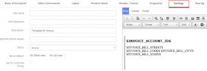 PDF password – PDF Maker Vtiger 7