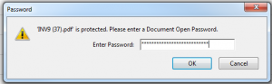 Organization mail like PDF password – PDF Maker Vtiger 7