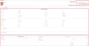 Vtiger CRM PreInvoice Extension Detail view