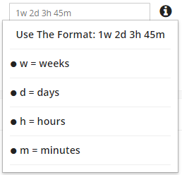 """Multiple formats for """"Time Spent"""" field"""