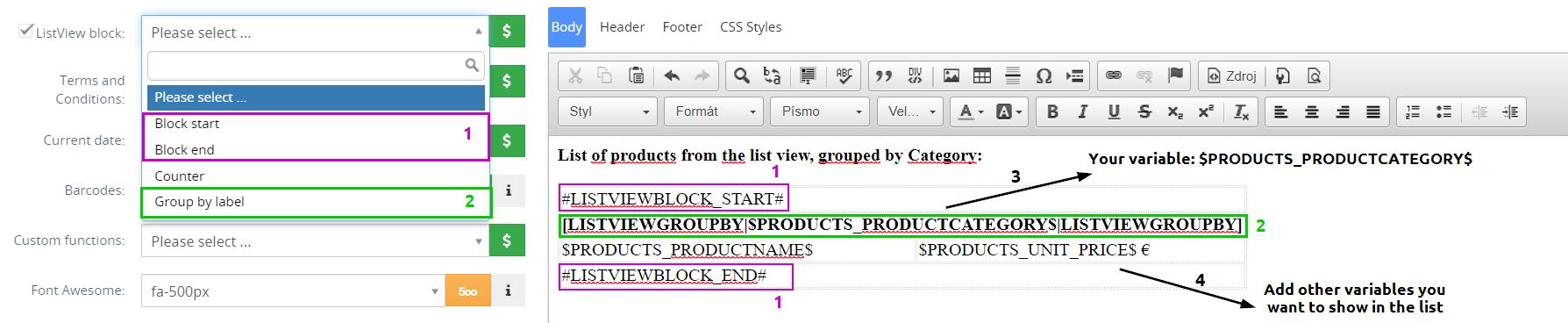 PDF Maker for Vtiger CRM
