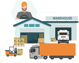 Warehouses for Vtiger CRM