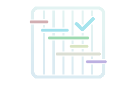 projects gantt charts cover icon